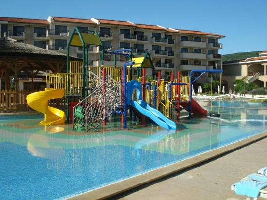 Club Hotel Miramar: Kinderparadijs