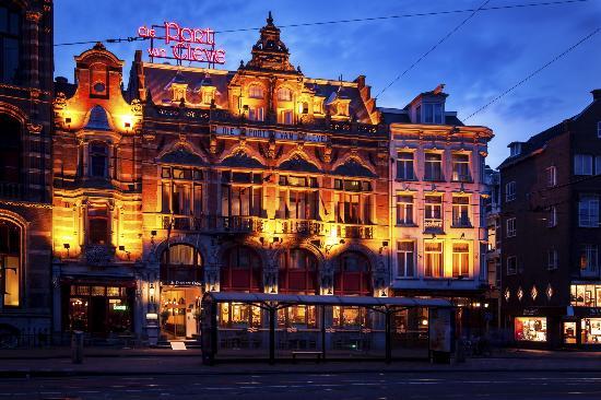 Die Port van Cleve: Front of hotel
