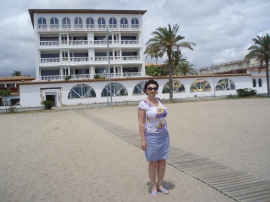 Coma Ruga, Spanien: отель