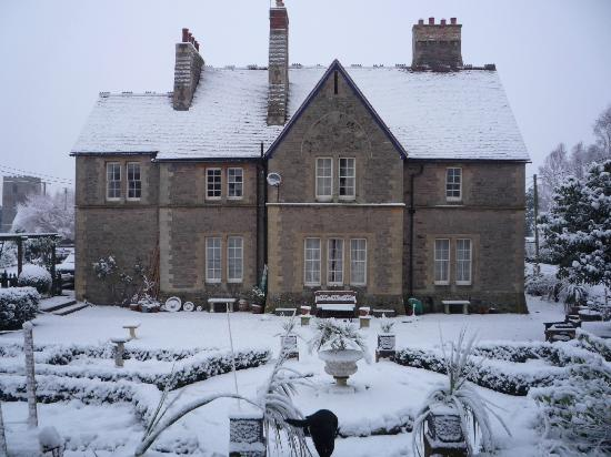 the old vicarage: Lovely snow