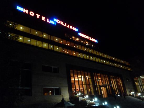 Hotel Dilijan Resort: The Hotel