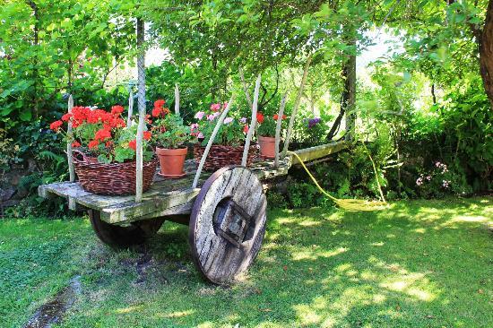 Os Miguelinos: parte del preciosa jardín