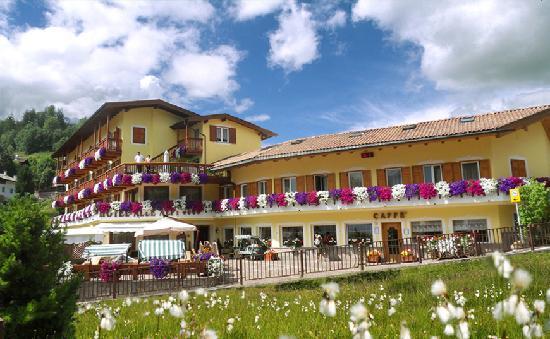Hotel Alle Alpi Beauty e Relax: hotel_alle_alpi_estate