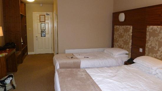 Leenane Hotel: La chambre