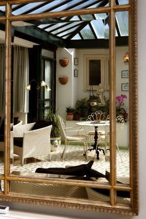 Hotel Villa Margherita: La hall