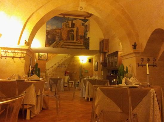 Osteria Pico: sala principale