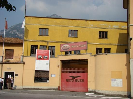 Mandello del Lario, Italië: Moto Guzzi Museum