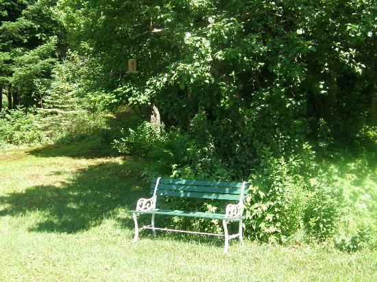 Evasion Gite et Refuges: Petit coin solitude et détente.