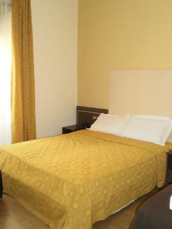 Hotel Consulta: dettaglio stanza