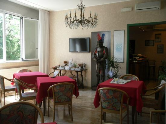 Salotto - Foto di Park Hotel Fantoni, Tabiano - TripAdvisor