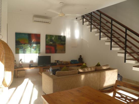 Villa Vanilla Bali: Living Room