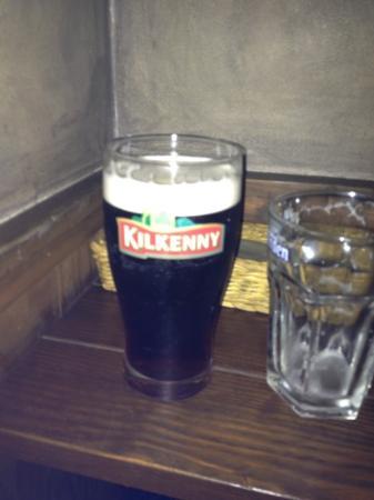 Irish Pub The Morrigan's: キルケニー