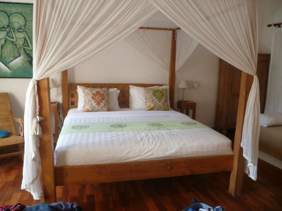 Villa Vanilla Bali: Master Bedroom