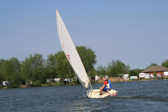 Cosgrove Park: Watersports