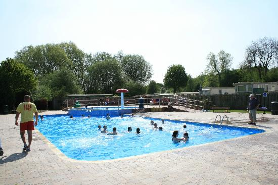 Cosgrove Park: Heated Outdoor Pool