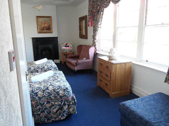 Shipwrights Arms Hotel: Single Room