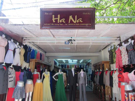 ‪Ha Na Cloth Shop & Tailor‬