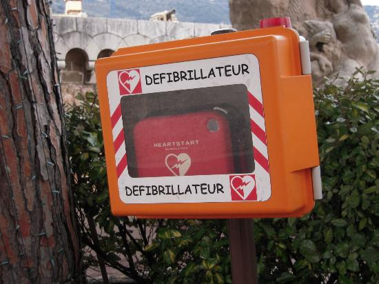 Hotel Forum: Defibrillators...