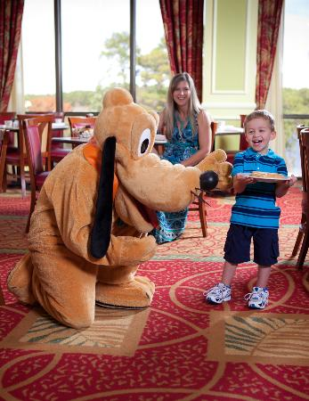Wyndham Lake Buena Vista Disney Springs Resort Area: Character Breakfast Tuesday, Thursday and Saturdays