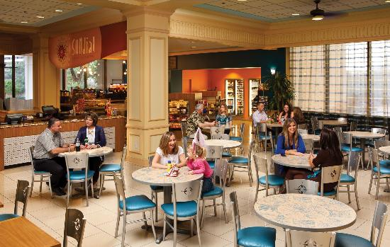 Wyndham Lake Buena Vista Disney Springs Resort Area: Sundial Cafe open 24/7