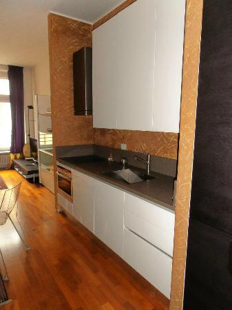 M&T Apartments: Cucina