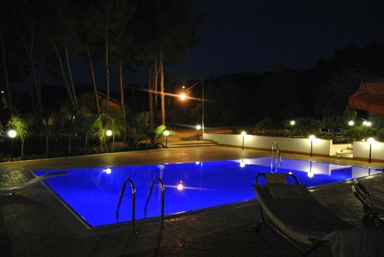 Villa Rosemary Hill's: zona piscina