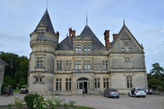 Chateau de la Bourdaisiere: Chateau