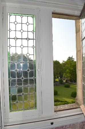 Chateau de la Bourdaisiere: My window
