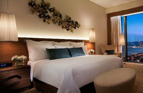 The Marriott Bedding Picture Of Jw Marriott Absheron Baku Baku