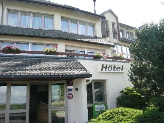 Hotel Le Gerfaut : notre chambre