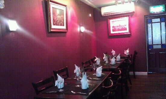 Anongthai picture of anong thai cookham tripadvisor for Anong thai cuisine