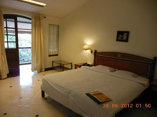Club Mahindra Mahabaleshwar Sherwood : Spacious room