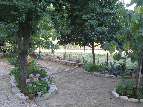 Eridu: Un giardino verdeggiante e molto ben tenuto
