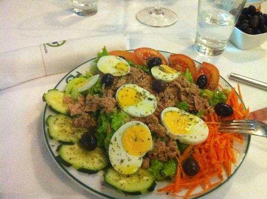 A Casa: Tuna Salad ...