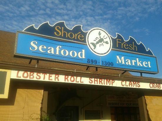 Point Pleasant, Nueva Jersey: Shore Fresh Seafood Market
