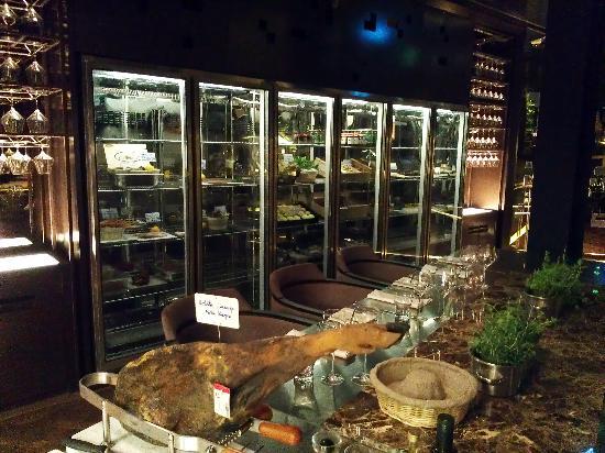 Restaurant park society cuisine ouverte avec choix des for Cuisine ouverte restaurant
