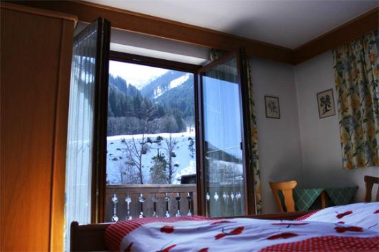 Pension Franziska: onsuite with balcony