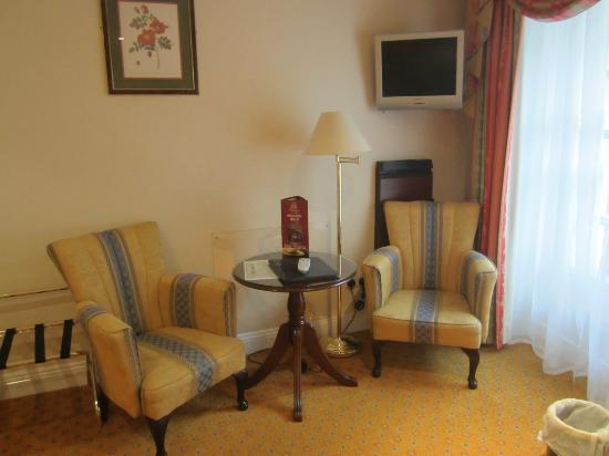 Granville Hotel : Sitting Area/Room