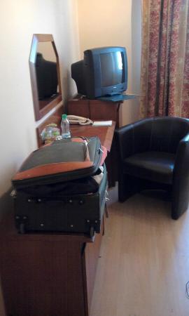Mieszko Hotel: Room