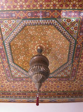 Riad Viva: Decoration