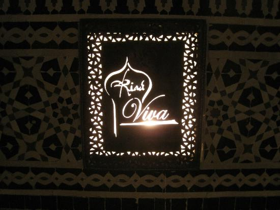 Riad Viva: Decoration