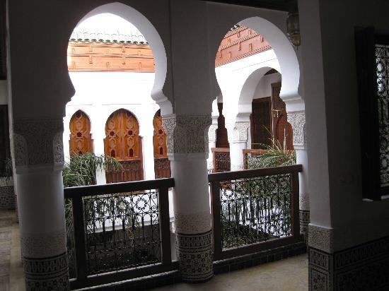 Riad Viva: Second floor of Riad
