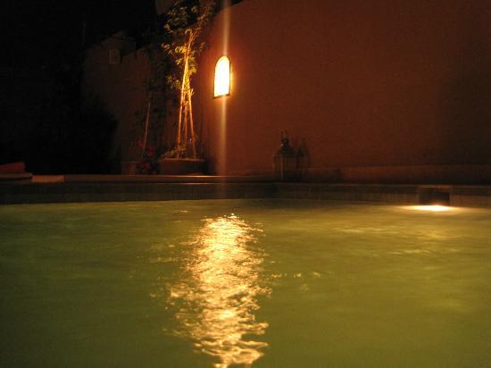 Riad Viva: Roof terrace pool