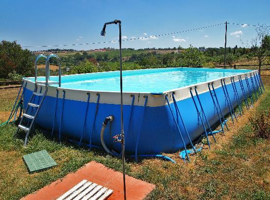 Il Guglierallo B&b: Pool für heisse Tage