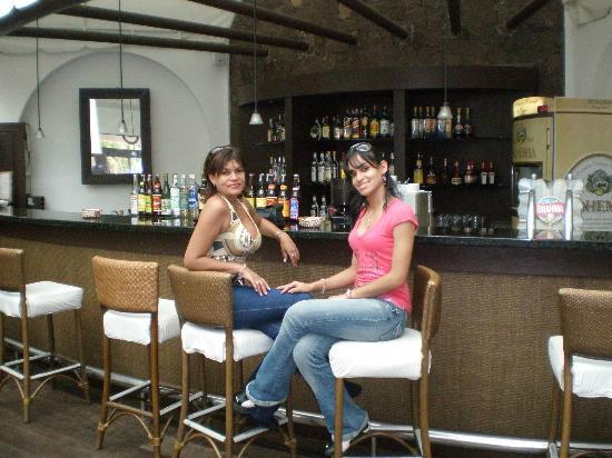Tropical Manaus Ecoresort: Bar del Lobby