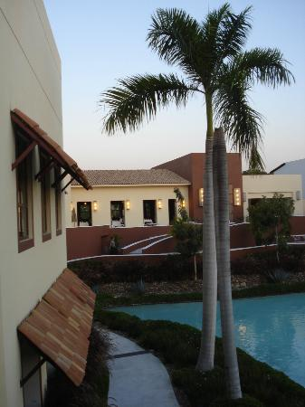 Taheima Wellness Resort & Spa: Looking towards the restaurant