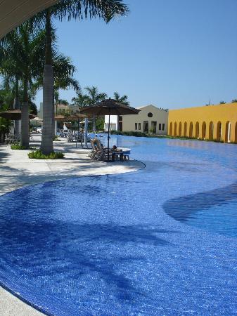 Taheima Wellness Resort & Spa: From pool looking to gym/studio