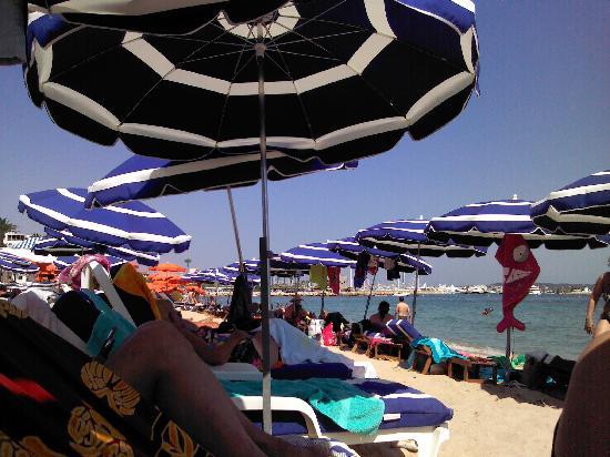 pascalin plage : la plage