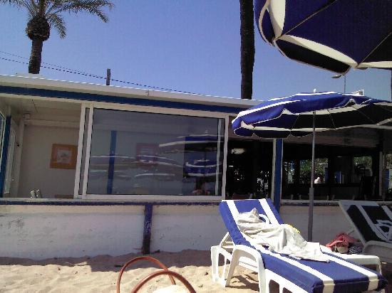 pascalin plage : le resto