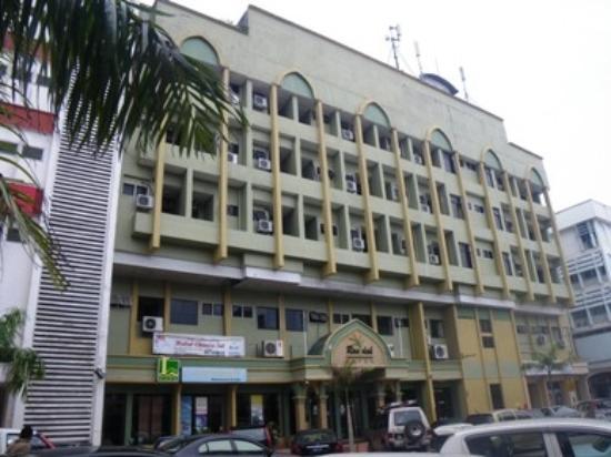 Hotel Al-Ansar: 外観